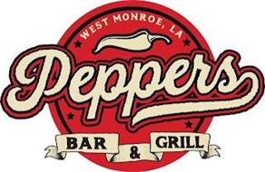 PEPPERS BAR & GRILL WEST MONROE, LA