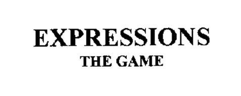 EXPRESSIONS THE GAME