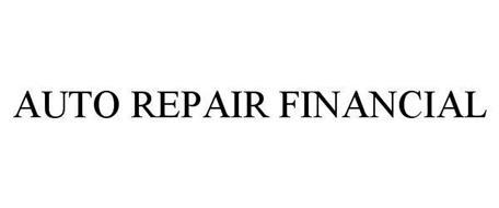 AUTO REPAIR FINANCIAL