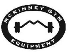 MCKINNEY GYM EQUIPMENT