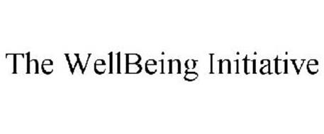 THE WELLBEING INITIATIVE