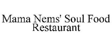 MAMA NEMS' SOUL FOOD RESTAURANT