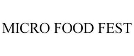 MICRO FOOD FEST