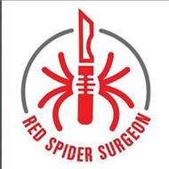 RED SPIDER SURGEON