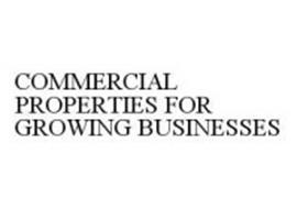 COMMERCIAL PROPERTIES FOR GROWING BUSINESSES