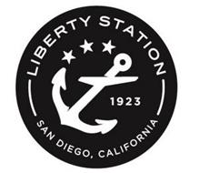LIBERTY STATION SAN DIEGO, CALIFORNIA 1923