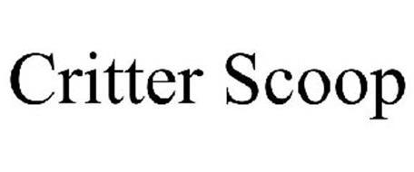 CRITTER SCOOP