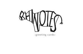 RHINOTES -GREETING CARDS-