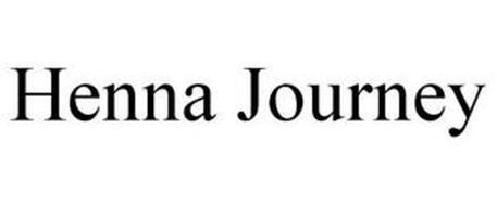 HENNA JOURNEY