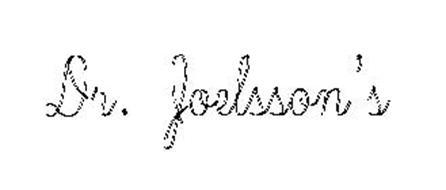 DR. JOELSSON'S