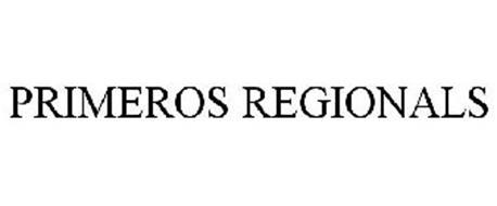 PRIMEROS REGIONALS