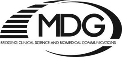 MDG BRIDGING CLINICAL SCIENCE AND BIOMEDCAL COMMUNICATIONS