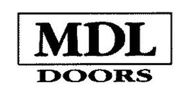 MDL DOORS  sc 1 st  Trademarkia & MDL DOORS Trademark of MDL DOORS INC.. Serial Number: 76591935 ...