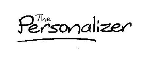 THE PERSONALIZER