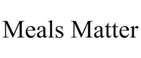 MEALS MATTER