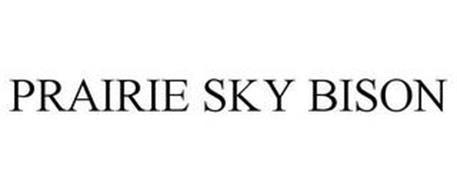 PRAIRIE SKY BISON