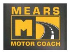 Mears Motor Coach M Trademark Of Mears Destination