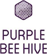 PURPLE BEE HIVE