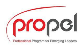 PROPEL PROFESSIONAL PROGRAM FOR EMERGING LEADERS