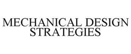 MECHANICAL DESIGN STRATEGIES