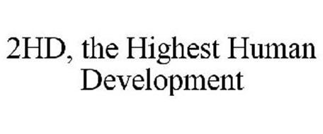 2HD, THE HIGHEST HUMAN DEVELOPMENT