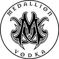 MV MEDALLION VODKA