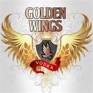 GOLDEN WINGS VODKA