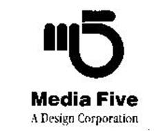 M5 MEDIA FIVE A DESIGN CORPORTION