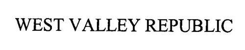 WEST VALLEY REPUBLIC
