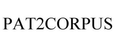 PAT2CORPUS