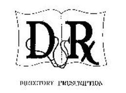 DIRECTORY PRESCRIPTION DRX