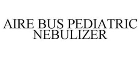 AIRE BUS PEDIATRIC NEBULIZER