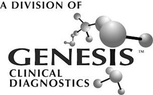 A DIVISION OF GENESIS CLINICAL DIAGNOSTICS