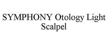 SYMPHONY OTOLOGY LIGHT SCAPEL