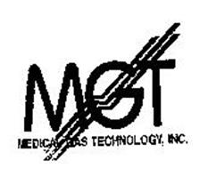 MGT MEDICAL GAS TECHNOLOGY, INC.