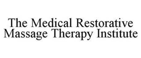 THE MEDICAL RESTORATIVE MASSAGE THERAPY INSTITUTE