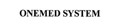 ONEMED SYSTEM