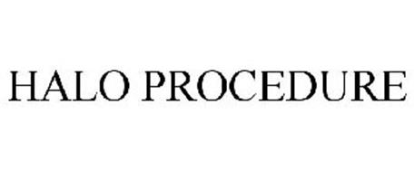 HALO PROCEDURE
