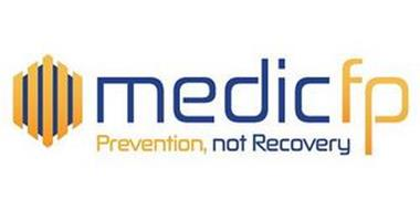 MEDICFP PREVENTION, NOT RECOVERY