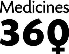 MEDICINES 360