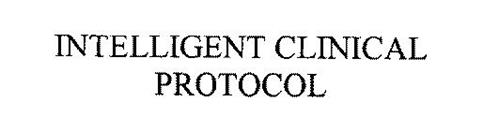 INTELLIGENT CLINICAL PROTOCOL