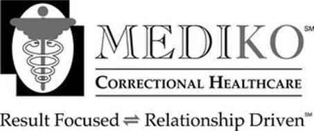 MEDIKO CORRECTIONAL HEALTHCARE RESULT FOCUSED = RELATIONSHIP DRIVEN