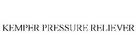 KEMPER PRESSURE RELIEVER