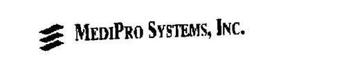 MEDIPRO SYSTEMS, INC.