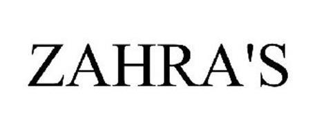 ZAHRA'S
