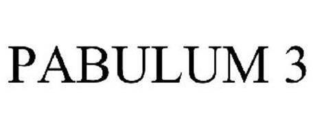 PABULUM 3