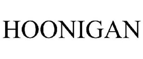 Hoonigan trademark of medtech products inc serial - Hoonigan logo ...