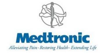 MEDTRONIC ALLEVIATING PAIN · RESTORING HEALTH · EXTENDING LIFE