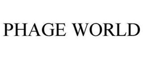 PHAGE WORLD