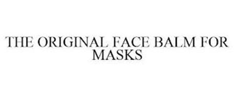 THE ORIGINAL FACE BALM FOR MASKS